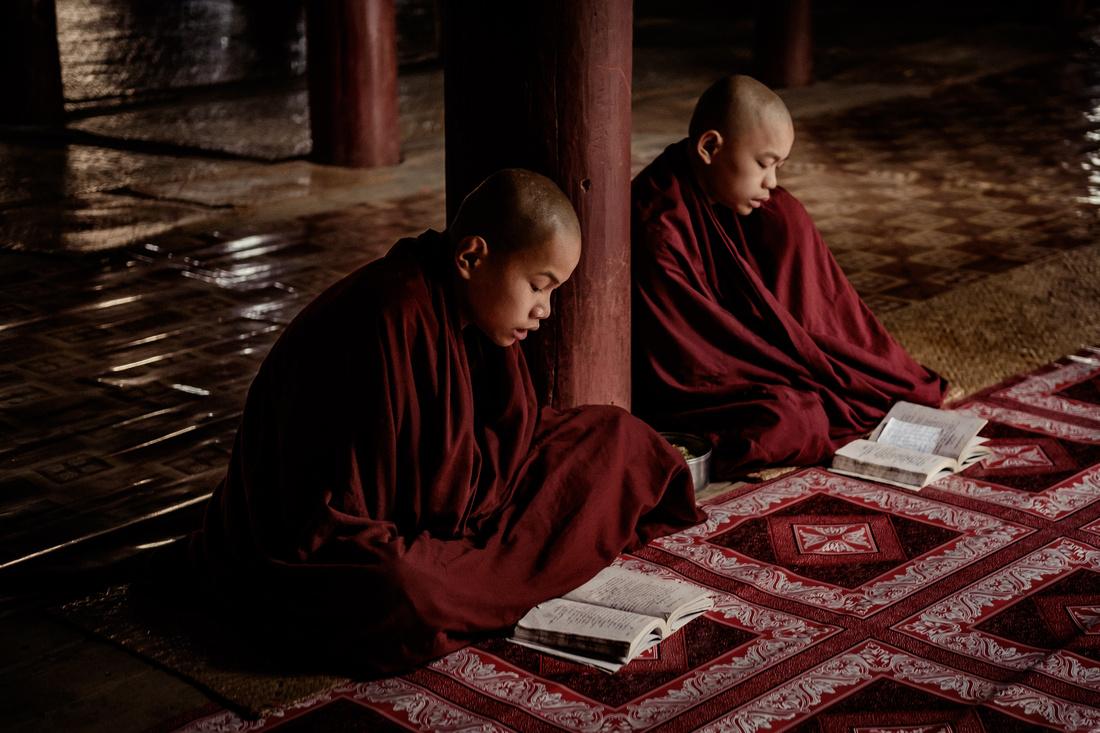 Twilight Meditation